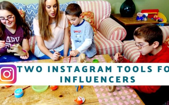 Two Instagram Tools To Elevate Your Influence