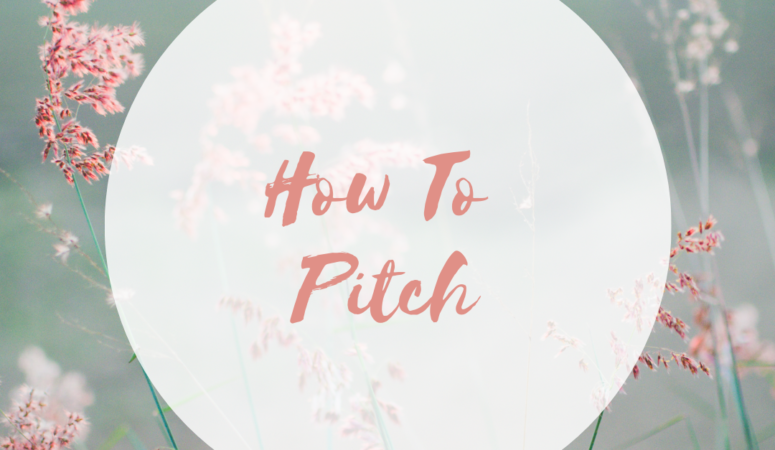 Three quick tips to help you pitch an idea to a brand
